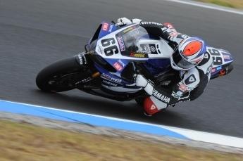 Superbike - Losail Q.2: Spies confirme, Biaggi se place, Ducati et Suzuki inquiètent