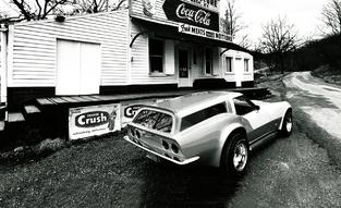 """Chevrolet Corvette C2 """"shooting brake"""""""