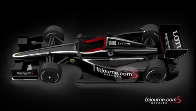 Indy 500 - Alesi avec Newman/Haas!