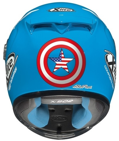 Dans la peau de Jorge: le X-lite X-802 Lorenzo America sera bientôt disponible...