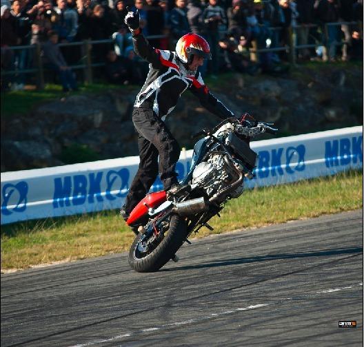 Stunt Bike Show 2010 : Le spectacle était au rendez-vous