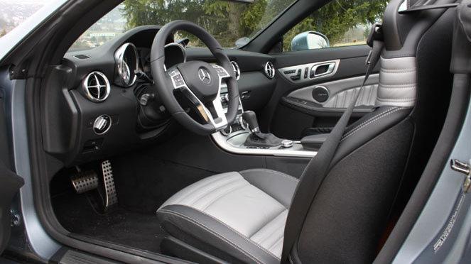 Essai - Mercedes SLK250 CDI : la contradiction du Diesel
