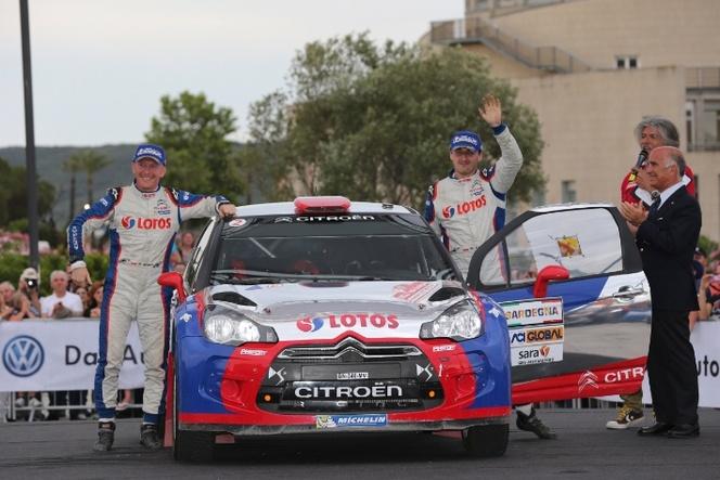 WRC : Robert Kubica prédit des accidents graves si rien n'est fait