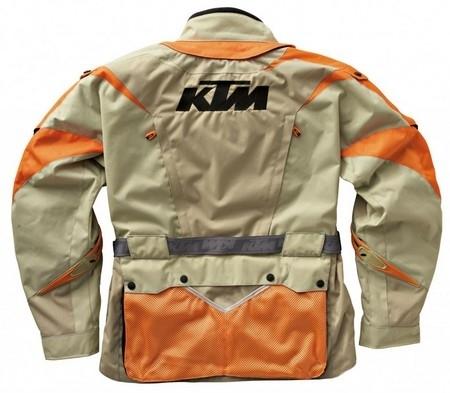 Ensemble off road KTM Rally: la veste [1/2].