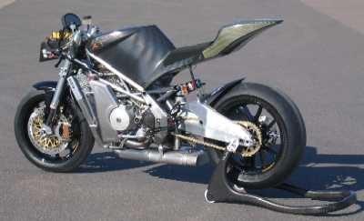 Concept Bike from Germany : Kalex AV1