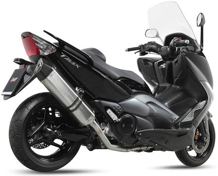 Mivv Speed Edge pour booster votre Yamaha T-Max 500