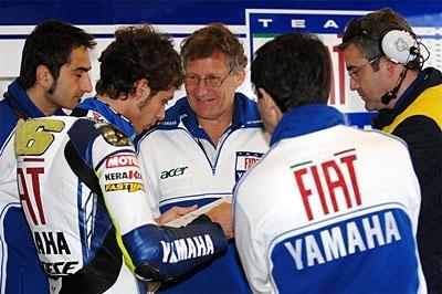 Moto GP: Turquie: Le nouveau moteur de Rossi bloqué à la Douane !