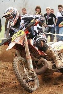 Championnat de France d'Enduro : Massiac (15)