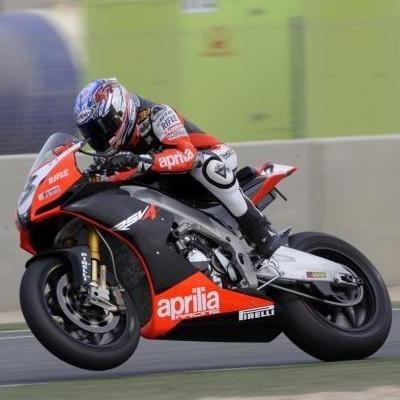 Superbike - Losail D.2: Débuts convaincants d'Aprilia
