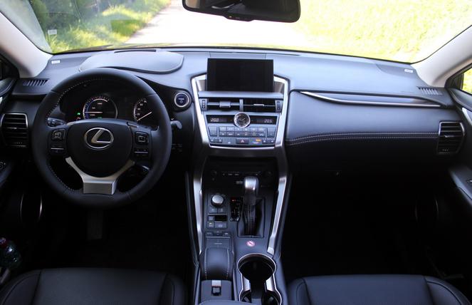 Essai vidéo - Lexus NX : que de la gueule !