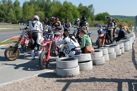 Stage Moto Quad: apprendre le Supermotard avec Alexandre Précop