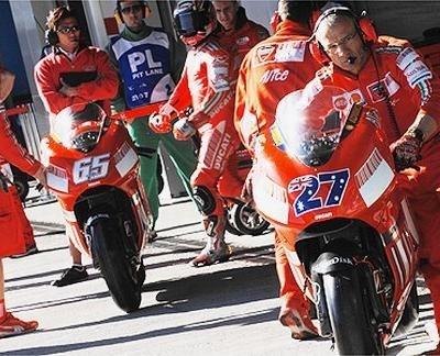 Moto GP: Turquie D.1: Ducati et Bridgestone pour commencer