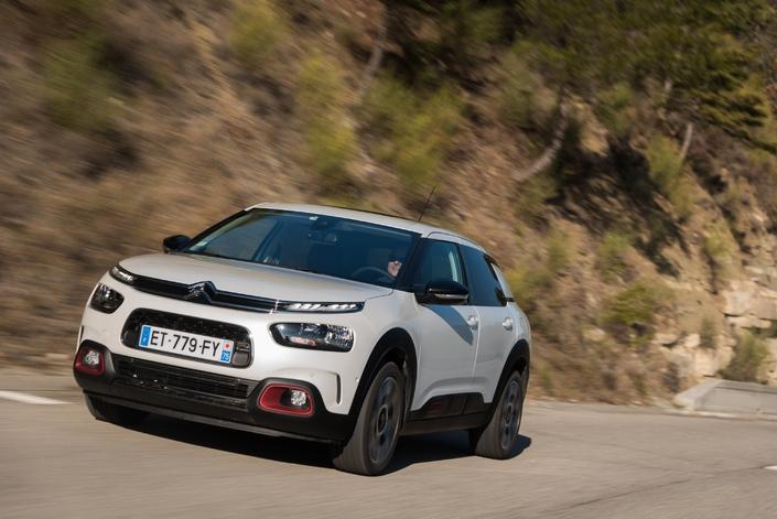 Citroën: il n'y aura pas d'autre Cactus