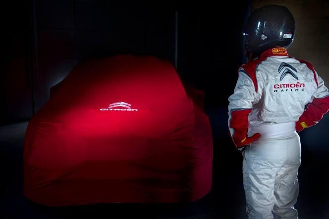 Citroën confirme son engagement en WTCC en 2014 avec Sébastien Loeb