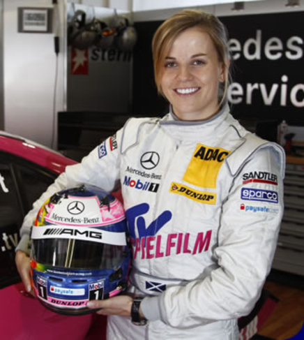 [vidéo] La balade de Susie (en Mercedes E63 AMG)
