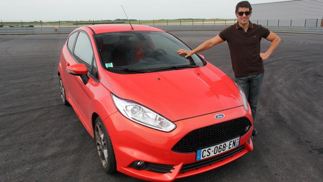 """Les essais de Soheil Ayari - Ford Fiesta ST : """"un châssis excellent mais un moteur en deçà !"""""""