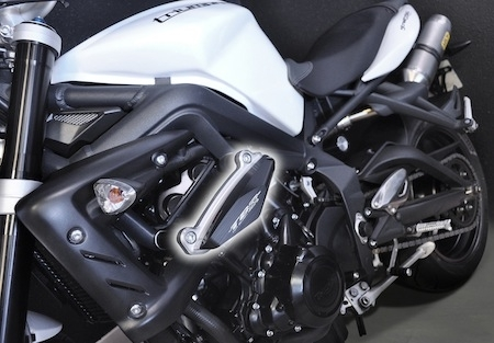 Top Block pour Triumph Speed Triple (2011)