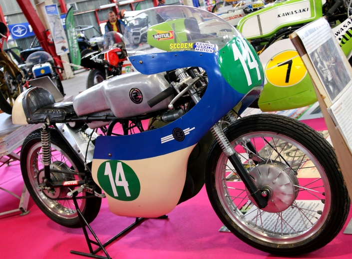 16ème Salon de la Moto de Limoges: en deux temps trois mouvements.