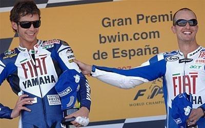Moto GP: Turquie: Rossi parle sur Lorenzo chez Yamaha