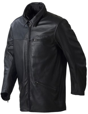 J'veux du cuir avec la veste Bering Next.