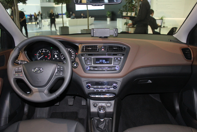 Salon de Paris 2014 - Hyundai i20, l'outsider