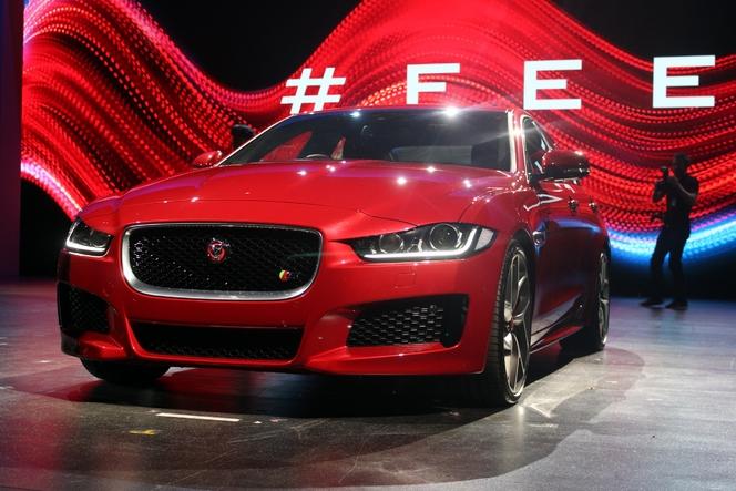 Salon de Paris 2014 - Jaguar XE, l'offensive britannique