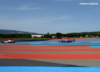 Essais GP2 Paul Ricard: sprinter Zuber