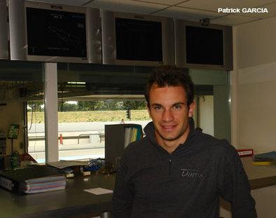 Rencontre: Nicolas Lapierre, pilote français en GP2 (Dams)