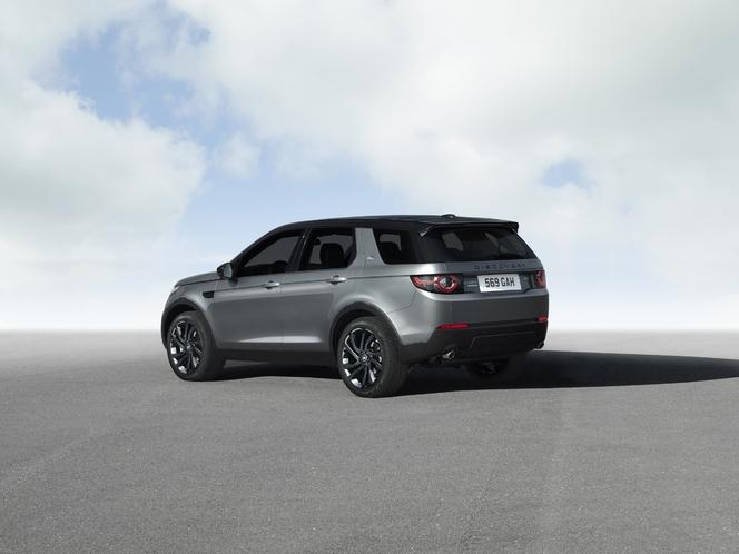 Salon de Paris 2014 - Land Rover Discovery Sport, l'inattendu
