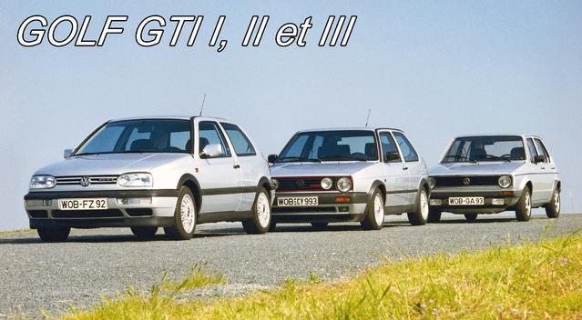 Golf : le porte-bonheur de Volkswagen