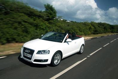 Essai vidéo - Audi A3 cabriolet TDi 105 ch : économe