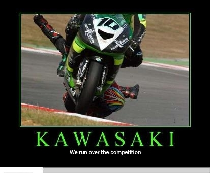 Photo du jour : le sport selon Kawa