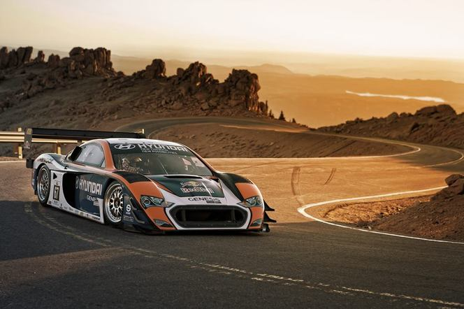 Pikes Peak 2013 : Loeb domine les qualifications