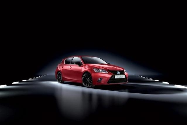 Lexus lance la CT 200h Sport Edition