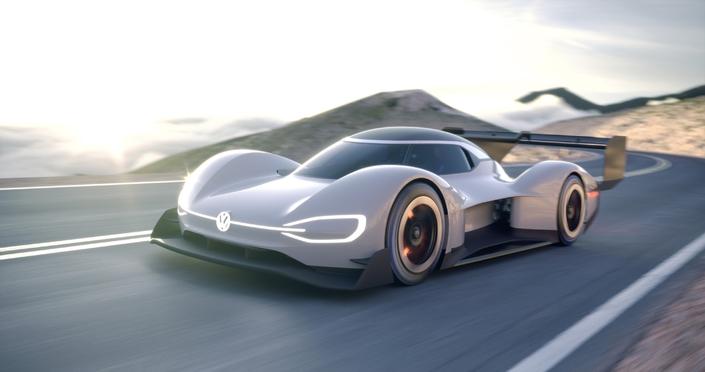 Volkswagen ID R Pikes Peak: sa première sortie se fera en France