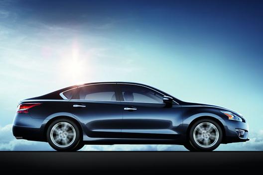 (Echos des paddocks #102) Nissan choisit l'Altima...