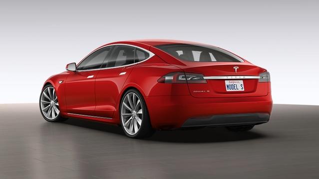 Voici la Tesla Model S restylée
