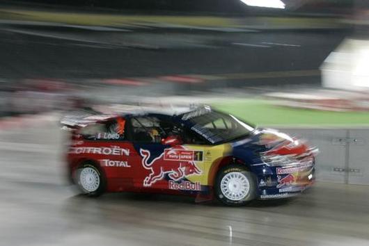 WRC Japon : Sordo devant au shakedown et une spéciale déjà annulée