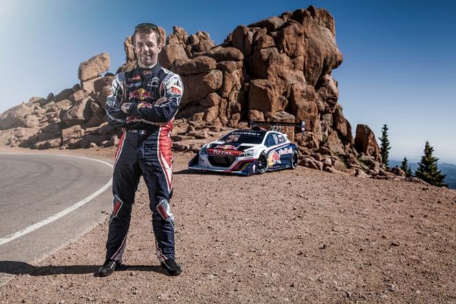 Pikes Peak 2013 : jouez et gagnez la combinaison de Sébastien Loeb