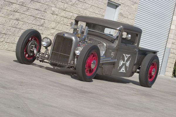Ford 34 Hot Rod  Dirty-5834