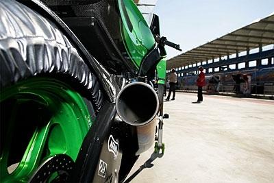 Moto GP: Turquie: La meilleure perf de Randy