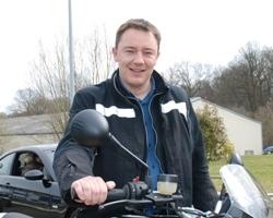 Reportage : Découverte de la gamme BMW 2009 et mini-stage de sécurité routière...