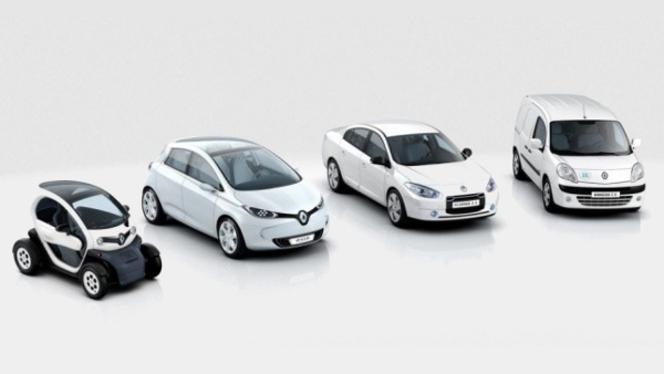 Chez Renault, les ventes de la gamme électrique ZE plafonnent
