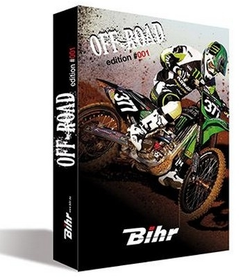 Bihr, le nouveau catalogue off road - édition 001.