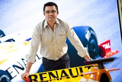 Officiel: Eric Boullier à la tête de Renault F1!