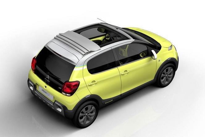 "Mondial de Paris 2014 - Citroën C1 Urban Ride: un concept ""SUV like"""