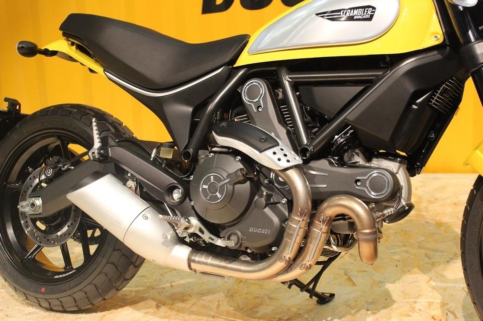 Intermot – Ducati : la Scrambler ouvre un autre monde