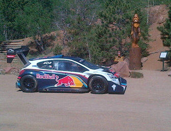 Pikes Peak : notre interview exclusive du poleman Sébastien Loeb