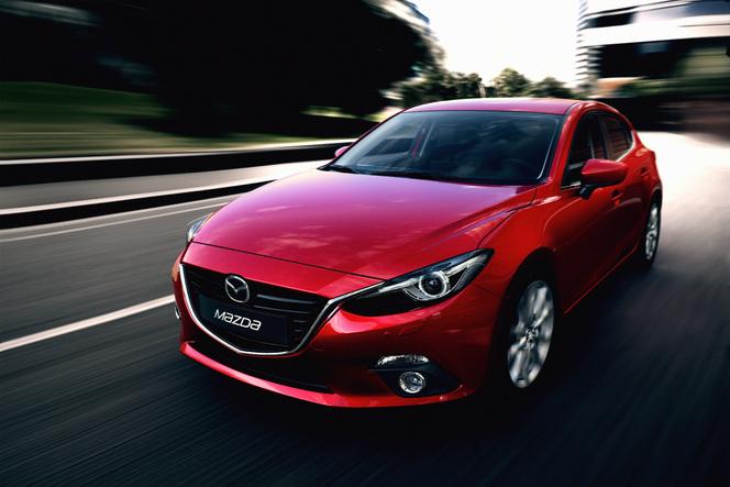 Nouvelle Mazda3: officielle