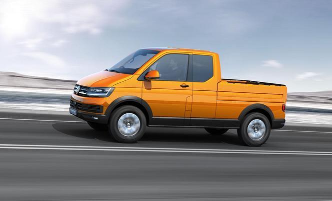 IAA 2014 - Volkswagen dévoile le concept Tristar